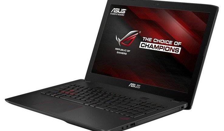 """Nešiojamojo kompiuterio """"ASUS ROG GL552JX"""" apžvalga"""