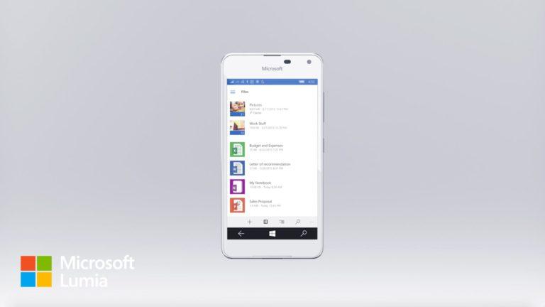 """""""Microsoft"""" pristatė ploniausią išmanųjį telefoną """"Lumia 650"""""""