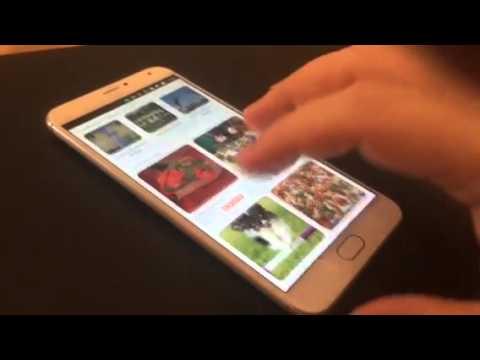 Pirmas video įspūdis apie Meizu Pro 5 Ubuntu Edition