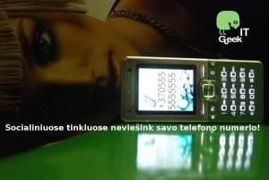 GeekIT.Lt_Neviesink_savo_telefono_numerio
