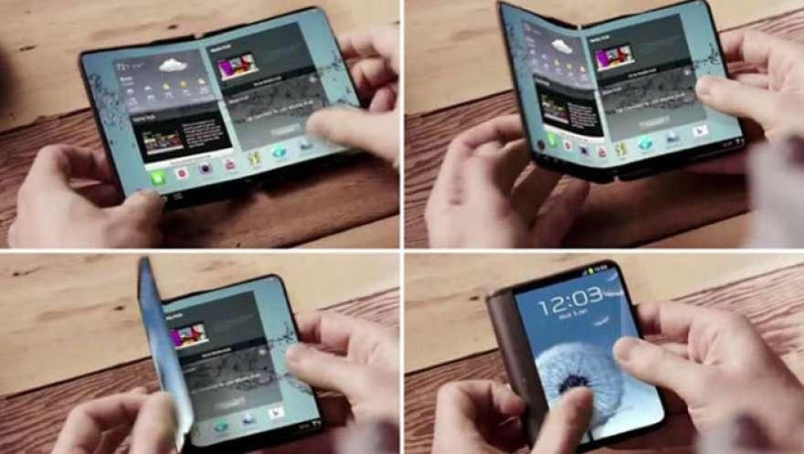 """""""Samsung"""" sulankstomus išmaniuosius telefonus pradės pardavinėti 2017 metais?"""