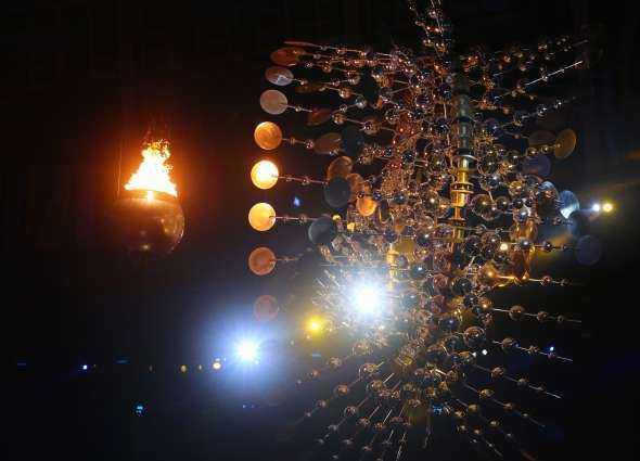 Brazilijos laikinasis prezidentas atidarė Rio de Žaneiro olimpiadą