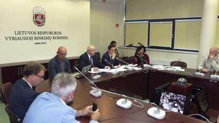 Kandidatai jau žino diskusijų laiką ir vietą per Lietuvos radiją ir televiziją
