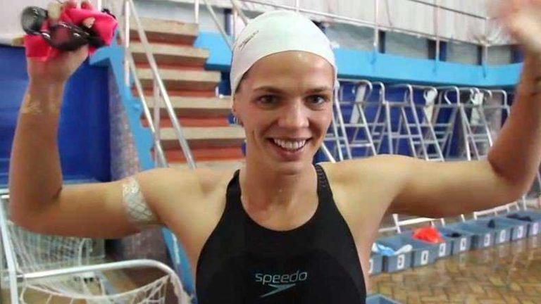 Oficialu: J. Jefimovos rankose – olimpinis kelialapis, rusė jau ruošiasi kovai su R. Meilutyte