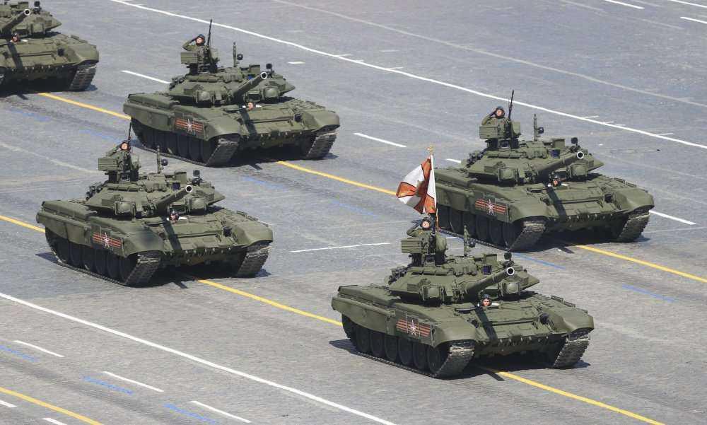 Rusijos pajėgos Baltijos šalių pasienyje perėjo į aukštą karinę parengtį