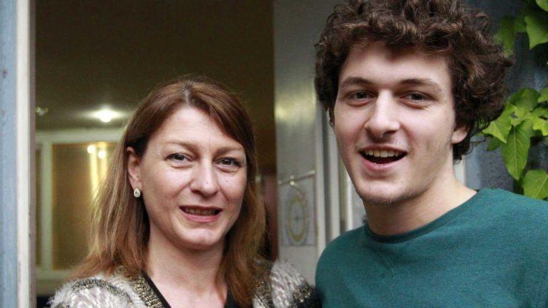 To dar nebuvo: olimpiadoje – mama ir sūnus