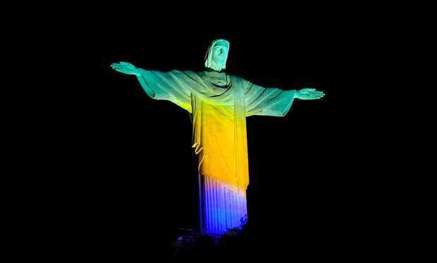 Pirmą kartą Pietų Amerikoje: iškilmingai atidaromos Rio de Žaneiro olimpinės žaidynės