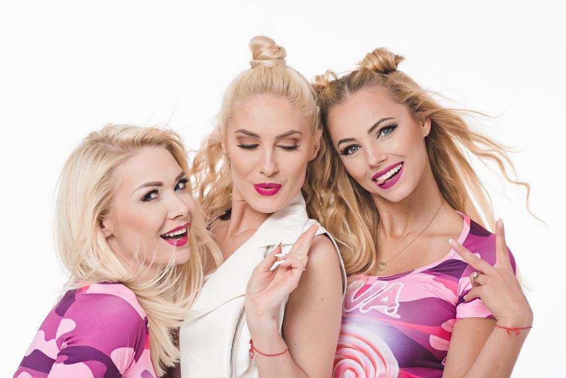 """Grupė """"Yva"""" grįžta į sceną su Natalija Bunke, Kristina Ivanova ir Goda Alijeva"""