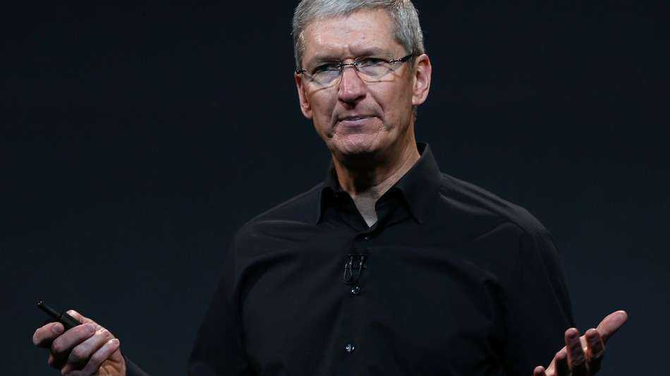 """""""Apple"""" vadovas pareiškė: ES sprendimas – """"politinė nesąmonė"""""""