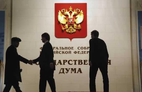 Lietuvos iniciatyva ES paskelbė sankcijas 6 Kryme išrinktiems Rusijos Dūmos nariams