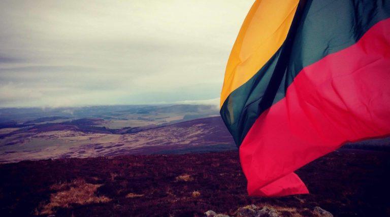 Emigrantai neįprastai paminėjo Lietuvos Nepriklausomybės dieną