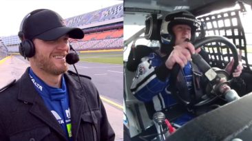 Mark Zuckerberg domisi NASCAR su Dale Earnhardt TIESIOGIAI
