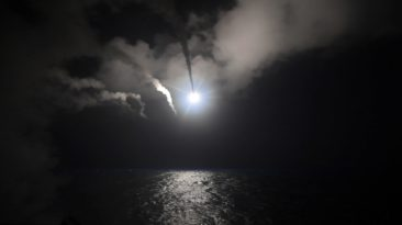 JAV smogė Sirijai: