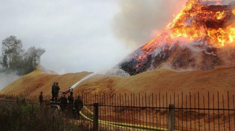 """Dėl gaisro """"Gairelitoje"""" kalčiausi … ugniagesiai"""