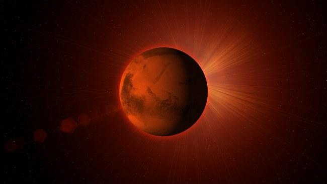 Raudonoji planeta