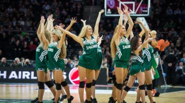 """Kauno """"Žalgirio"""" šokėjos vyksta į Izraelį: tapo oficialiomis """"Eurobasket 2017"""" šokėjomis"""