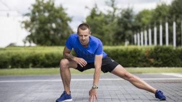 Naujas bėgiko Igno Dombrauskio eksperimentas – savaitė be asmeninio automobilio