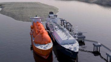 Siūloma keisti naudojimosi suskystintų gamtinių dujų terminalu taisykles