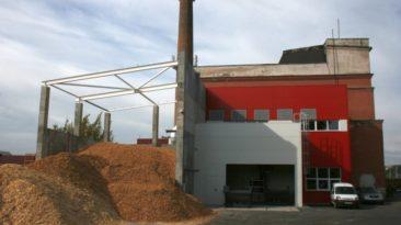 Lietuvių gaminama biokuro įranga vertinama Prancūzijoje.