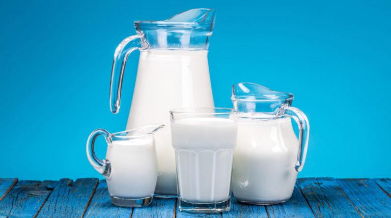 Mažėja pieno produktų kainos?