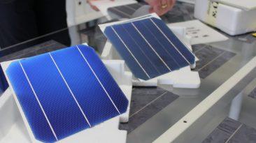 Dvipusiai saulės moduliai sugeneruoja 25 proc. daugiau energijos.