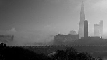 Nuo Londono oro miršta daugiau žmonių nei nuo peilių, automobilių ir savižudybių kartu sudėjus.