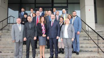 TATENA patarėjų misija vertins fizinės saugos režimą Lietuvoje