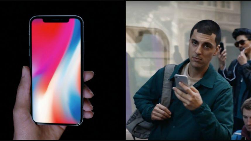 Samsung tėškė apple į veidą.