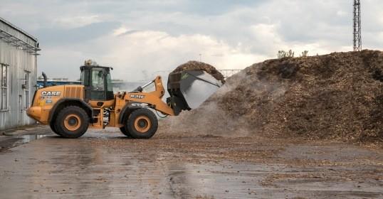 Sumažinti šilumos kainą VŠT siekia plėsdama biokuro panaudojimą.