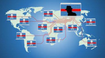"""Sustabdytas didžiausią grėsmę keliantis """"botnet"""" tinklas """"Gamarue"""""""