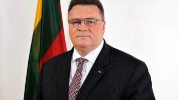 Lietuva ragina ES stiprinti sankcijas Rusijai