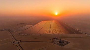 """""""Potencialas yra beribis"""": statomas didžiausias pasaulyje saulės jėgainių parkas. Beveik 4 milijardų dolerių investicijos Egiptą pavers visiškai kita šalimi"""