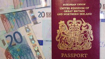 """Po """"Brexit"""" JK ir kitų trečiųjų šalių piliečiai turės mokėti už kelionių leidimus į Šengeno erdvės valstybes"""