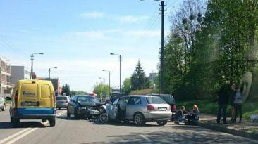 Po avarijos Eiguliuose dvi moterys ligoninėje