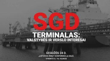 SGD terminalas: valstybės ir verslo interesai