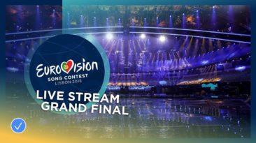 Eurovizija TIESIOGIAI