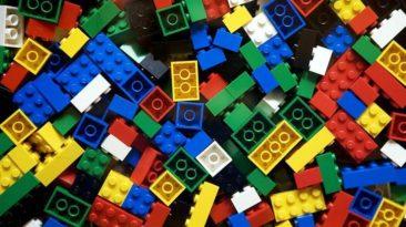 6 gebėjimai, kuriuos lavina LEGO kaladėlės