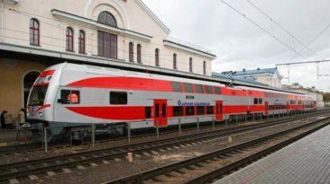 Dėl geležinkelio remonto darbų penktadienį ir šeštadienį galimi traukinių vėlavimai