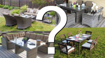 5 Svarbūs patarimai, kaip teisingai pasirinkti lauko baldus savo terasai