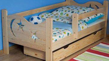 Kaip teisingai parinkti lovą vaikui