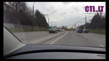 Šiurpi avarija Kaune