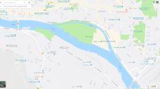 Google maps smogė vėl!