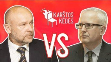 Ar į Lietuvą parvežta Venckienė sukels dar vieną politinę audrą? || Karštos kėdės