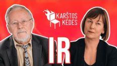 Karbauskis VS Pranckietis: ambicijų kova vietoj kokybiškų įstatymų || Karštos kėdės