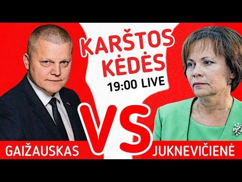 Ar sumažės politinė korupcija po Seimo tyrimo? | R. Juknevičienė vs D. Gaižauskas | Karštos kėdės