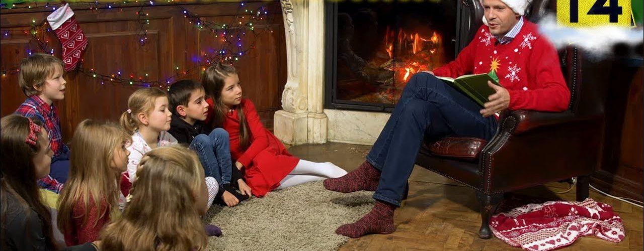 Kalėdų pasaka || Laikykitės ten su Andriumi Tapinu || S03E14