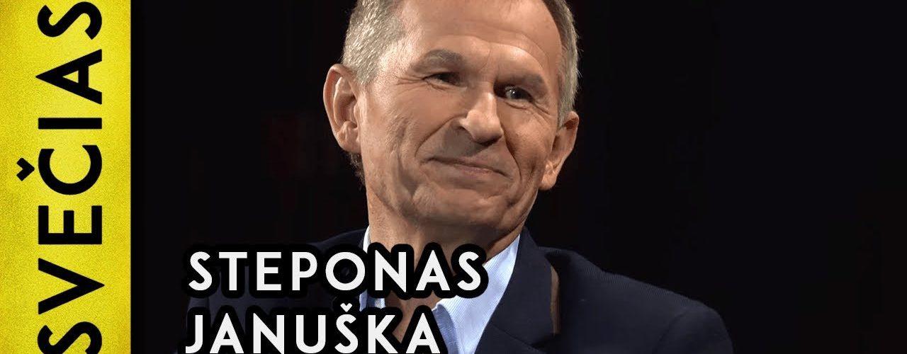 """Dainą """"Draugams"""" 32 metus dainuoju kaip pirmą kartą"""" – Steponas Januška    Laikykitės ten pokalbiai"""