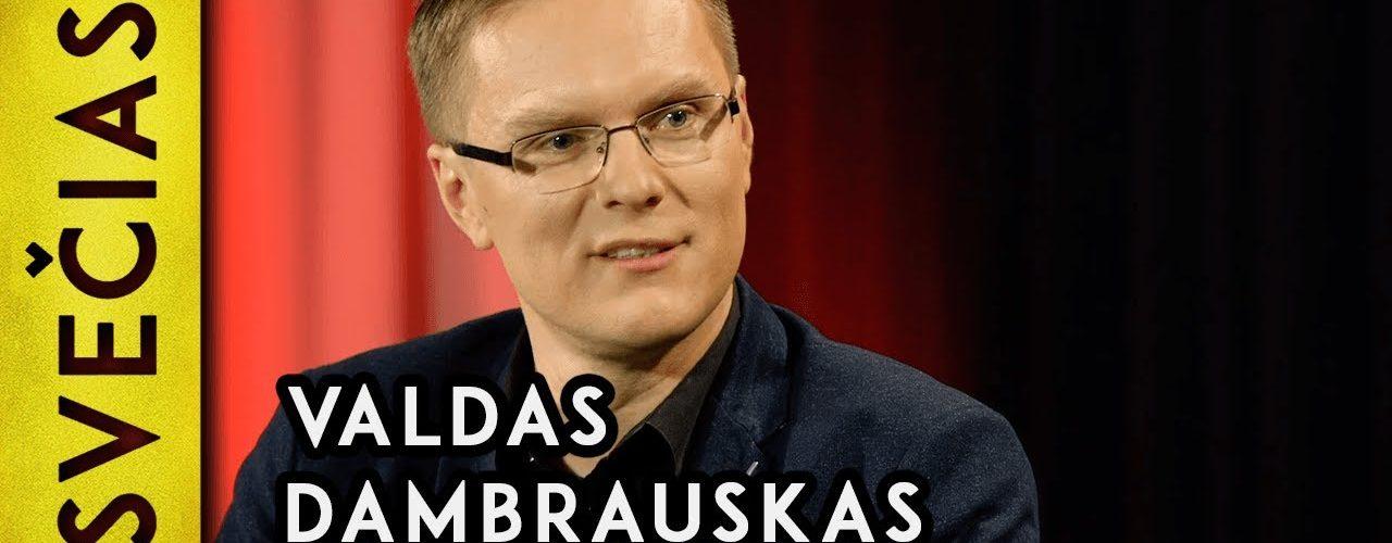 """""""Futbolas man yra filosofinio tobulėjimo kelias"""" – Valdas Dambrauskas    Laikykitės ten"""