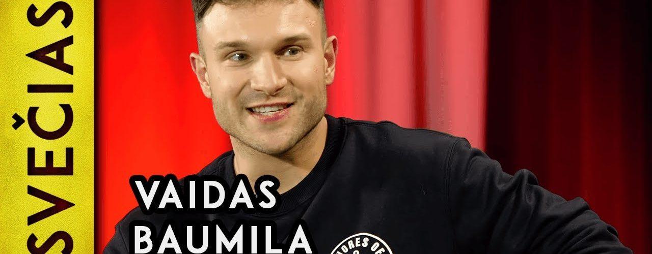 """""""Buvau seksualiausias Lietuvoje, po to apsileidau"""" – Vaidas Baumila    Laikykitės ten"""