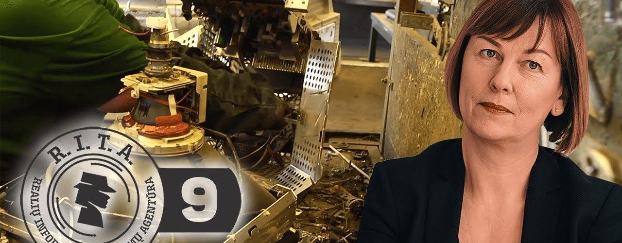 Kas gauna naudos iš nesutvarkomų atliekų? || R.I.T.A. || S02E09